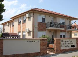 Imola és Andrea Apartmanház 2