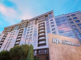 Residential Complex Life-Primorskiy in St. Petersburg