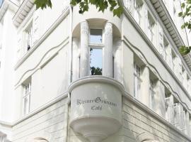 Hotel & Café KleinerGrünauer, Bad Salzuflen