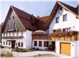 Hotel Gasthof Hirsch, Alfdorf