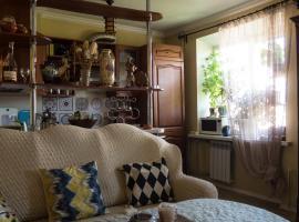 Apartment on Cherepakhina 249