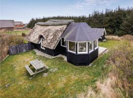 Four-Bedroom Holiday Home in Harboore, Harboør