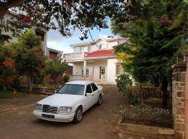 Villa Chez Soi_Madagascar, Антананариву (рядом с регионом Itasy)
