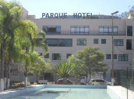 Parque Hotel de Lambari, Lambari