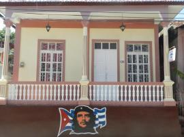 Casa El Aleman, Baracoa (La Playa yakınında)