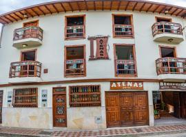 Hotel Atenas Jericó, Jericó