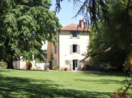 Demeure des Monts d'Or, Curis (рядом с городом Chasselay)