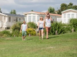 Sand le Mere Holiday Village, Tunstall (рядом с городом Withernsea)