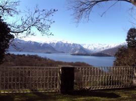 casa falcina, Cerro Lago Maggiore