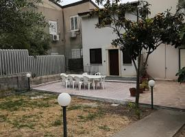 Villa Smeralda, Brancaleone Marina (Ferruzzano yakınında)