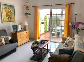 Apartamento Casco Los Silos, Cerca de Garachico, Лос-Силос