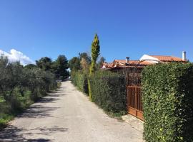 Nature House, Malakóndas (À proximité de: Eretria)