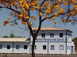 Hotel Paraíso da Serra, Panamá (Goiatuba yakınında)