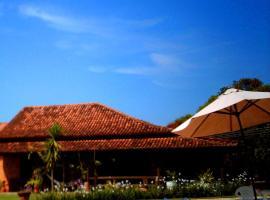 Hotel Fazenda Canario da Terra, Rio Novo (Maripá yakınında)