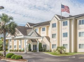 Microtel Inn & Suites by Wyndham Carolina Beach, Каролина-бич