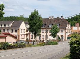 Hotel Restaurant Les Ondines, Mouterhouse (рядом с городом Reipertswiller)