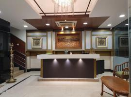Hotel Subhalakshmi Palace, Kāraikkudi
