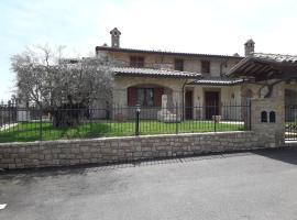 Umbria Relax, San Mariano (Berdekatan Ellera)