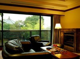 Noborioji Hotel Nara