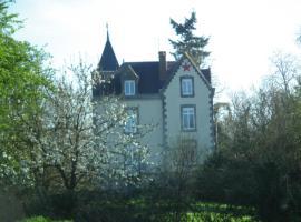 La Roche aux Moines, Saint-Clémentin (рядом с городом Le Breuil-sous-Argenton)