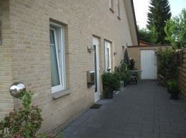 Apartment Klatenberg, Telgte (Westbevern yakınında)