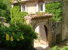 Le hameau de Robert, Boucieu-Le-Roi (рядом с городом Arlebosc)