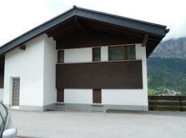 Haus Stadel Wohnung Nr. 36, Albinen (Guttet-Feschel yakınında)