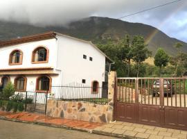 Casa Medina, San Mateo (Susacón yakınında)