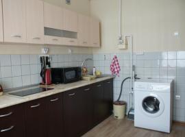 Apartment on Tamarashvili Street Near Vake Park, Тбилиси (рядом с городом Сабуртало)