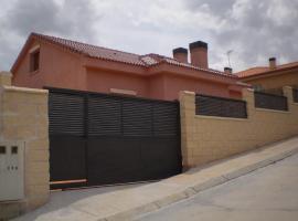 La Casa del Hispano, Duruelo (Los Cortos yakınında)