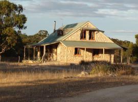 Broken Gum Country Retreat, Hartley (Murray Bridge yakınında)