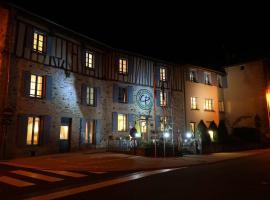 Hôtel Le Saint Eloi - Restaurant C. Pasquier, Solignac (рядом с городом Le Vigen)