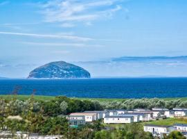 Turnberry Holiday Park, Girvan (рядом с городом Turnberry)