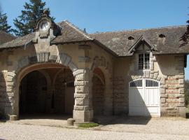 Château de Joyeux - gîte du Miroir, Joyeux (рядом с городом Виллар-ле-Домб)