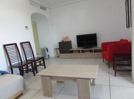 Vera Beach Apartment, Los Amarguillos
