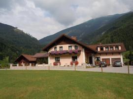 Gästehaus Weissensteiner, Landl (Palfau yakınında)