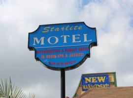 Starlite Motel, Bellflower