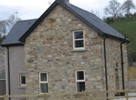Knockninny Barn (new for 2018) at Upper Lough Erne, County Fermanagh, 에니스킬런