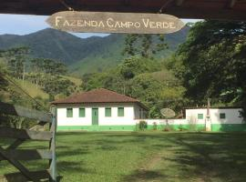 Fazenda Campo Alegre, Resende (Mirantão yakınında)