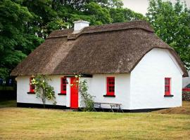No. 7 Tipperary Thatched Cottages, Nenagh, Нина (рядом с городом Puckaun)
