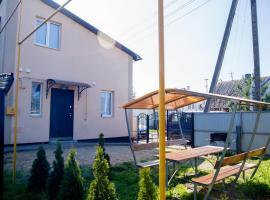 Levicki's House, Kobryn (Klyashchi yakınında)