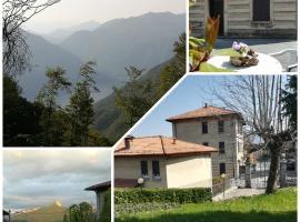 residenza santa valeria, Caglio (Lasnigo yakınında)