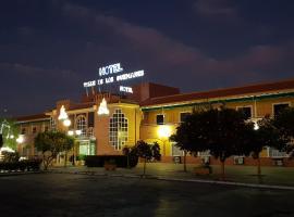 Hotel Torre De Los Guzmanes, La Algaba