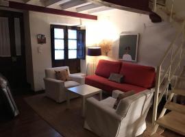 Apartamento loft la casa de las Pajaritas, Pasarón (Arroyomolinos de la Vera yakınında)