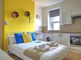 Harly Low Cost Apartments, Лондон (рядом с городом Harlesden)
