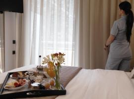 Anastazia Luxury Suites & Rooms, Афины (рядом с городом Dhrosiá)