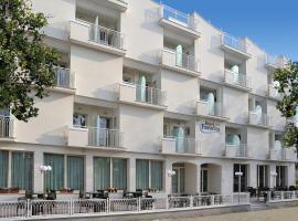 Hotel Favorita, Cesenatico
