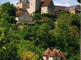 La Casa nostra, Montfaucon (рядом с городом Jouanis)