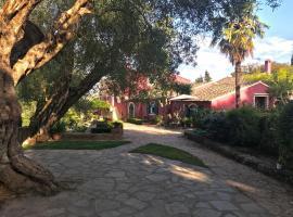 Villa in Triklino Estate, Áfra