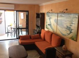 Lovely traditional style apartment in Balcón de Europa